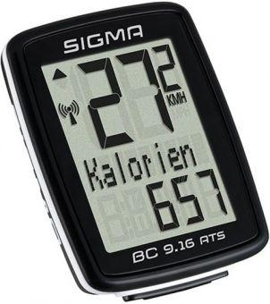 Sigma Sport BC 9.16 ATS Fahrrad Bike Computer