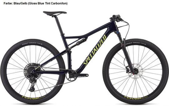Specialized Epic Comp Carbon Mens 29R Fullsuspension Mountain Bike 2019