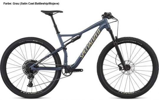 Specialized Epic Comp Evo Mens 29R Fullsuspension Mountain Bike 2019