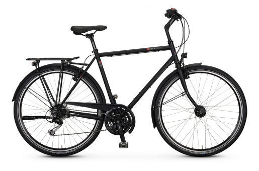 vsf fahrradmanufaktur T-100 Shimano Alivio 27-G V-Brake Trekking Bike 2022