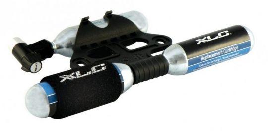 XLC PU-M03 Fahrrad CO² Kartuschenpumpe