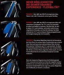Focus JAM² Plus Pro Elektro Fahrrad/27.5R+ Fullsuspension Mountain eBike 2017