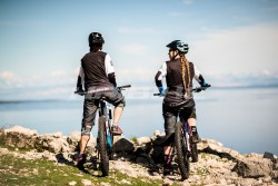Haibike SDURO Cross 1.0 Bosch Elektro Fahrrad 2019