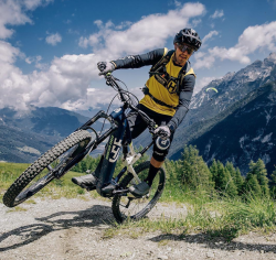 Husqvarna Mountain Cross MC LTD Shimano Steps Elektro Fahrrad 2019