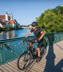 KTM Macina Ride 292 Bosch Elektro Fahrrad 2019