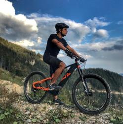 R Raymon E-Tourray 7.0 Yamaha Elektro Fahrrad 2019