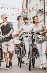 Winora Sima 7 400Wh Bosch Elektro Fahrrad 2019