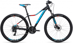 Cube Access WLS Disc 29R Womens Twentyniner Mountain Bike 2017
