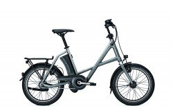 Raleigh Leeds Compact 11Ah Elektro Fahrrad/20R Urban eBike 2017