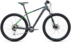 Cube Analog 27.5R Mountain Bike 2017