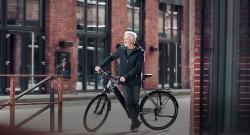 e-bike manufaktur 17ZEHN Alfine FL Continental Elektro Fahrrad 2018
