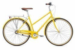 Breezer Downtown 3 ST Womens City Bike 2017