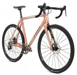 Fuji Cross 1.3 Disc Cyclocross Bike 2016