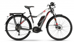 Haibike XDURO Trekking S 9.0 500Wh Bosch Elektro Fahrrad 2018