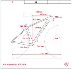 Ghost Hybride Lector S6.7+ LC 27.5R Shimano Steps Elektro Fahrrad 2018