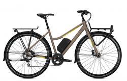 Kalkhoff Durban Advance G9 Groove Elektro Fahrrad 2018