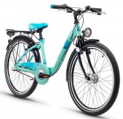 S'Cool chiX steel 24 3-S Kinder City Bike
