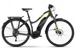 Haibike SDURO Trekking 4.0 Yamaha Elektro Fahrrad 2018