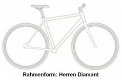 vsf fahrradmanufaktur T-500 8-G Shimano Alfine V-Brake Trekking Bike 2018