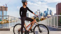 Fuji Traverse 1.5 ST Disc Womens Cross Bike 2018