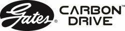 Gates Carbon Drive CDX Riemenscheibe (hinten, Rohloff)