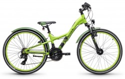 S'Cool XXlite alloy 24R 21-S Kinder Fahrrad