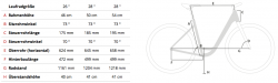 Winora Sinus Tria N7f eco 400Wh Bosch Elektro Fahrrad 2018