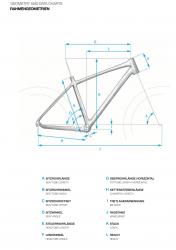 Haibike SDURO Cross 2.0 Yamaha Elektro Fahrrad 2019