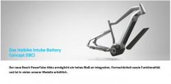 Haibike SDURO HardSeven 7.0 500Wh Bosch Intube 27.5R Elektro Fahrrad 2018