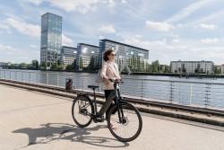Kalkhoff Jubilee Advance B7R 11,1 Ah Bosch Elektro Fahrrad 2018