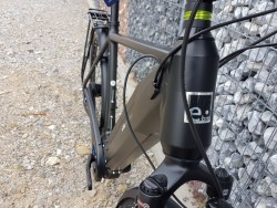 e-bike manufaktur 5NF 8-G Alfine Continental Elektro Fahrrad 2018