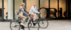 Kalkhoff Sahel Compact I8R 17 Ah Impulse Elektro Fahrrad 2018