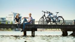 Kreidler Raise RT4 Acera Trekking Bike 2018