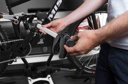 Thule EasyFold XT 2 Anhängekupplungs-Fahrradträger
