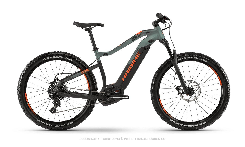 Haibike SDURO HardSeven 8.0 2019 Bosch Elektro Fahrrad 2019 8.0 94b828