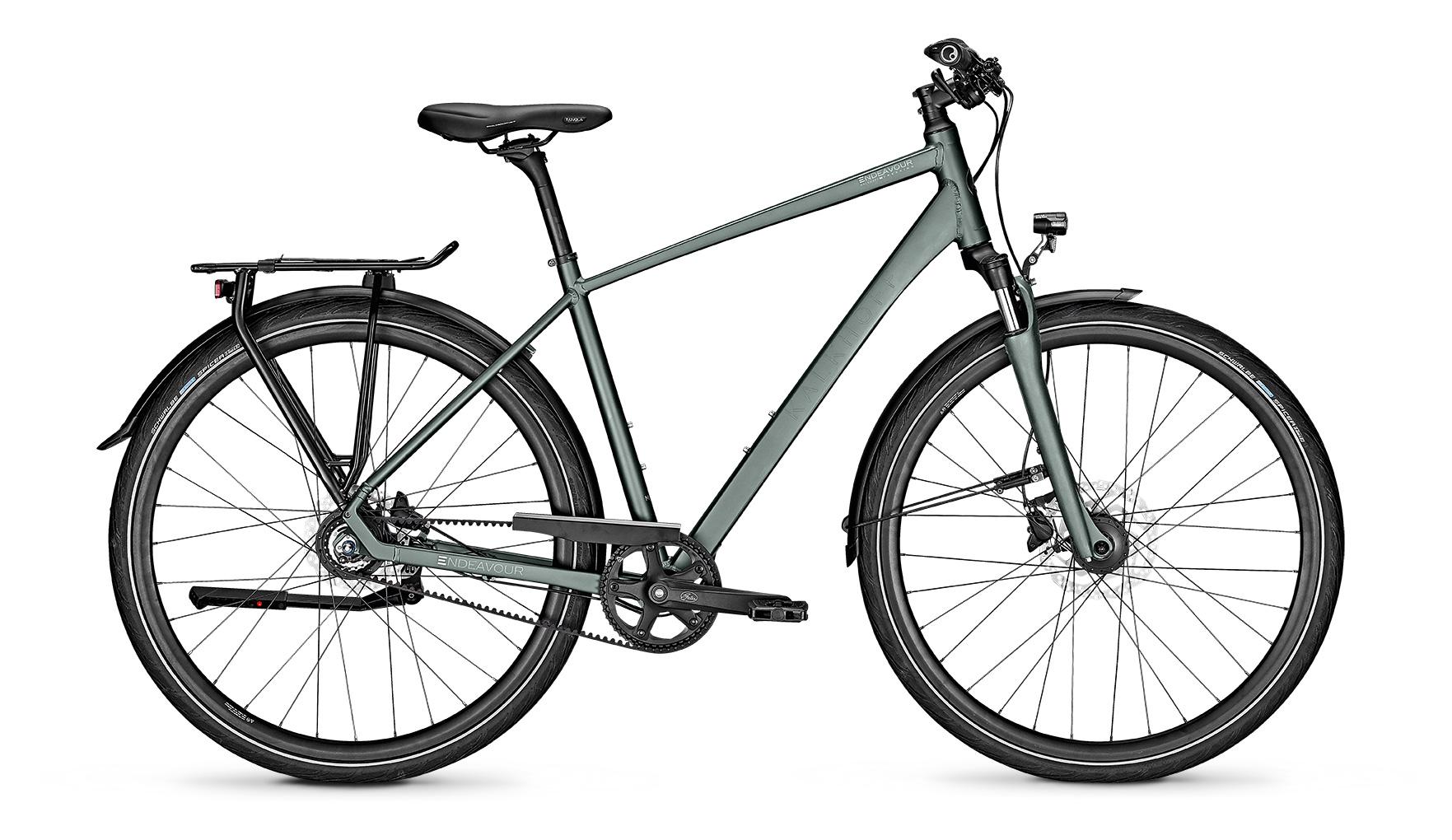Kalkhoff Endeavour 8 Trekking Bike 2020 Techgreen Matt ...