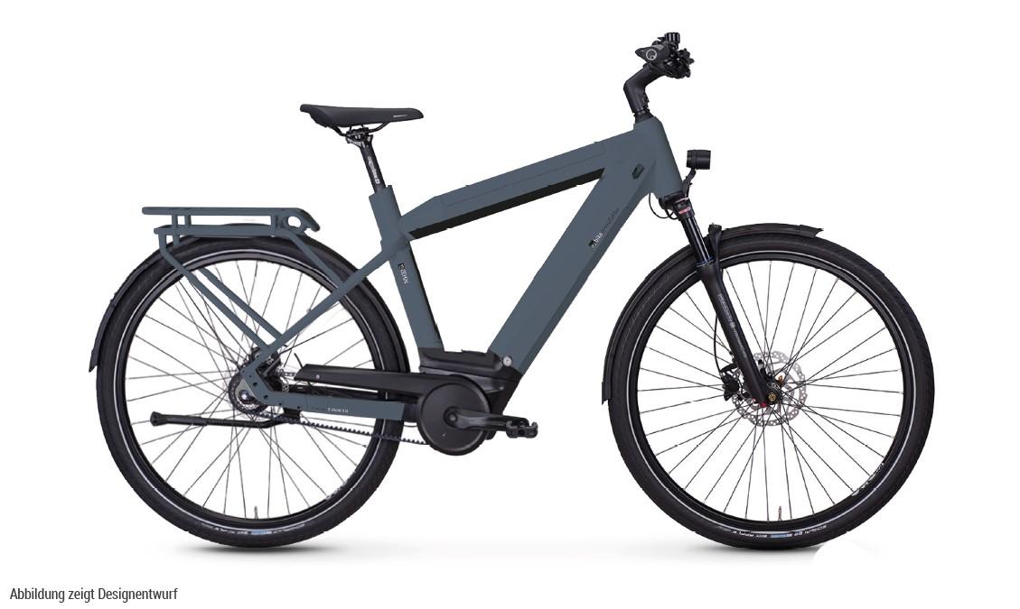 e bike manufaktur 15zehn ext 45km h bosch trekking elektro fahrrad 2020. Black Bedroom Furniture Sets. Home Design Ideas