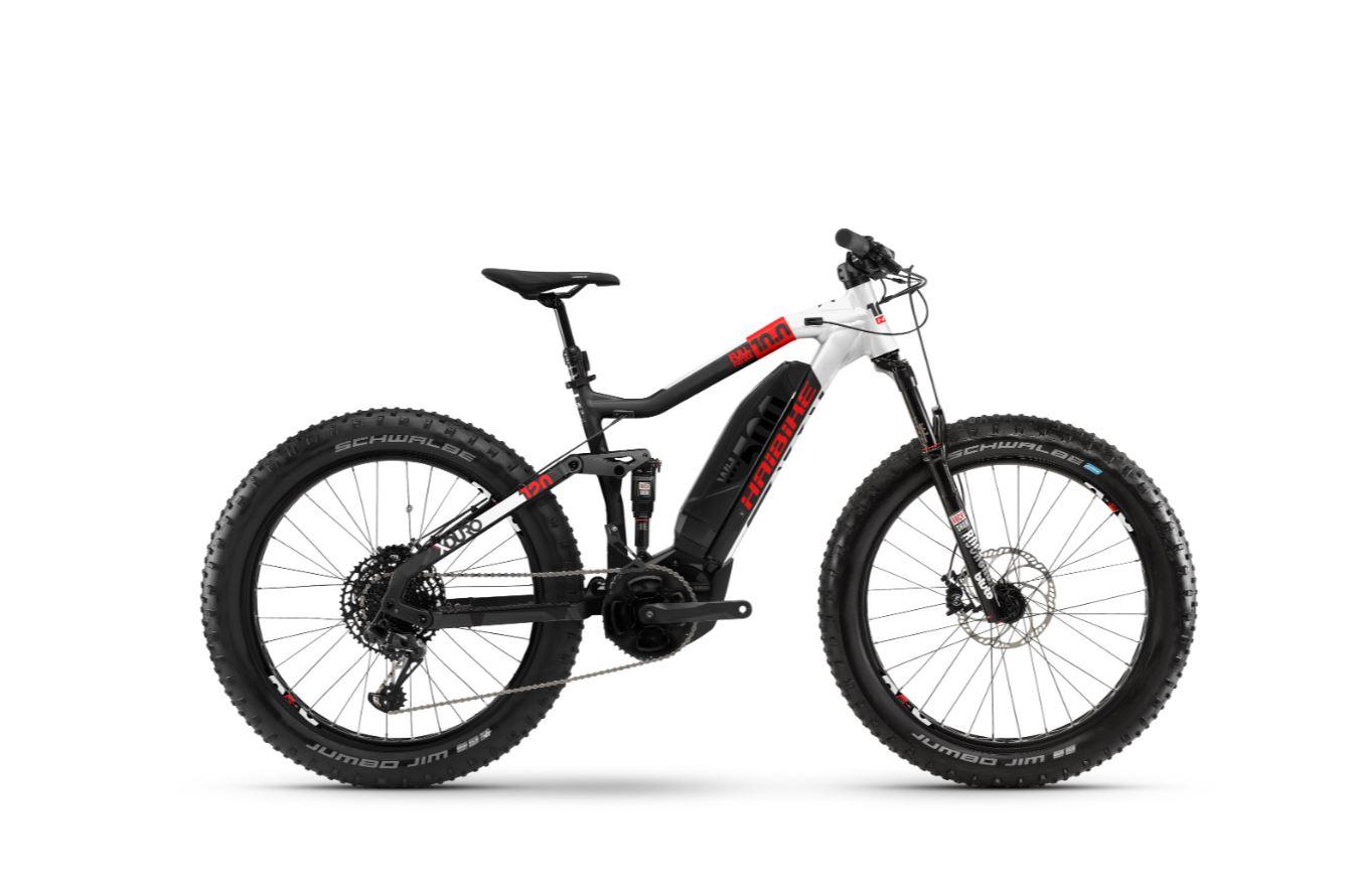 haibike xduro fullfatsix 10 0 yamaha elektro bike 2020 schwarz wei rot matt m 46cm. Black Bedroom Furniture Sets. Home Design Ideas