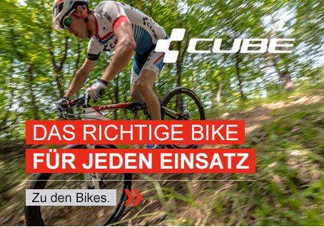 Das richtige Bike für jeden Einsatz